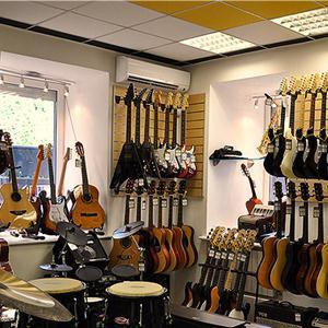 Музыкальные магазины Шуйского