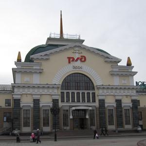 Железнодорожные вокзалы Шуйского